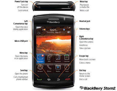 BlackBerry Storm2