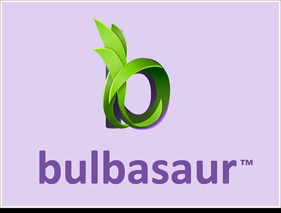 Bulbasaur company logo