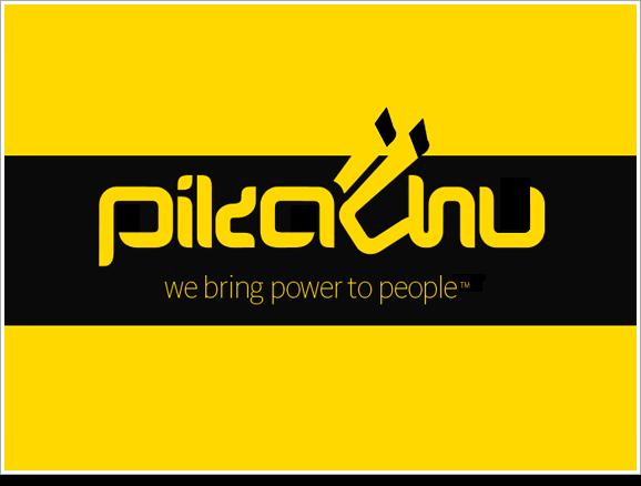 pikachu logo electricity company