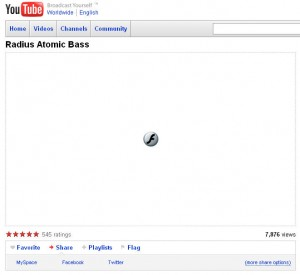 YouTube Movie Blocked